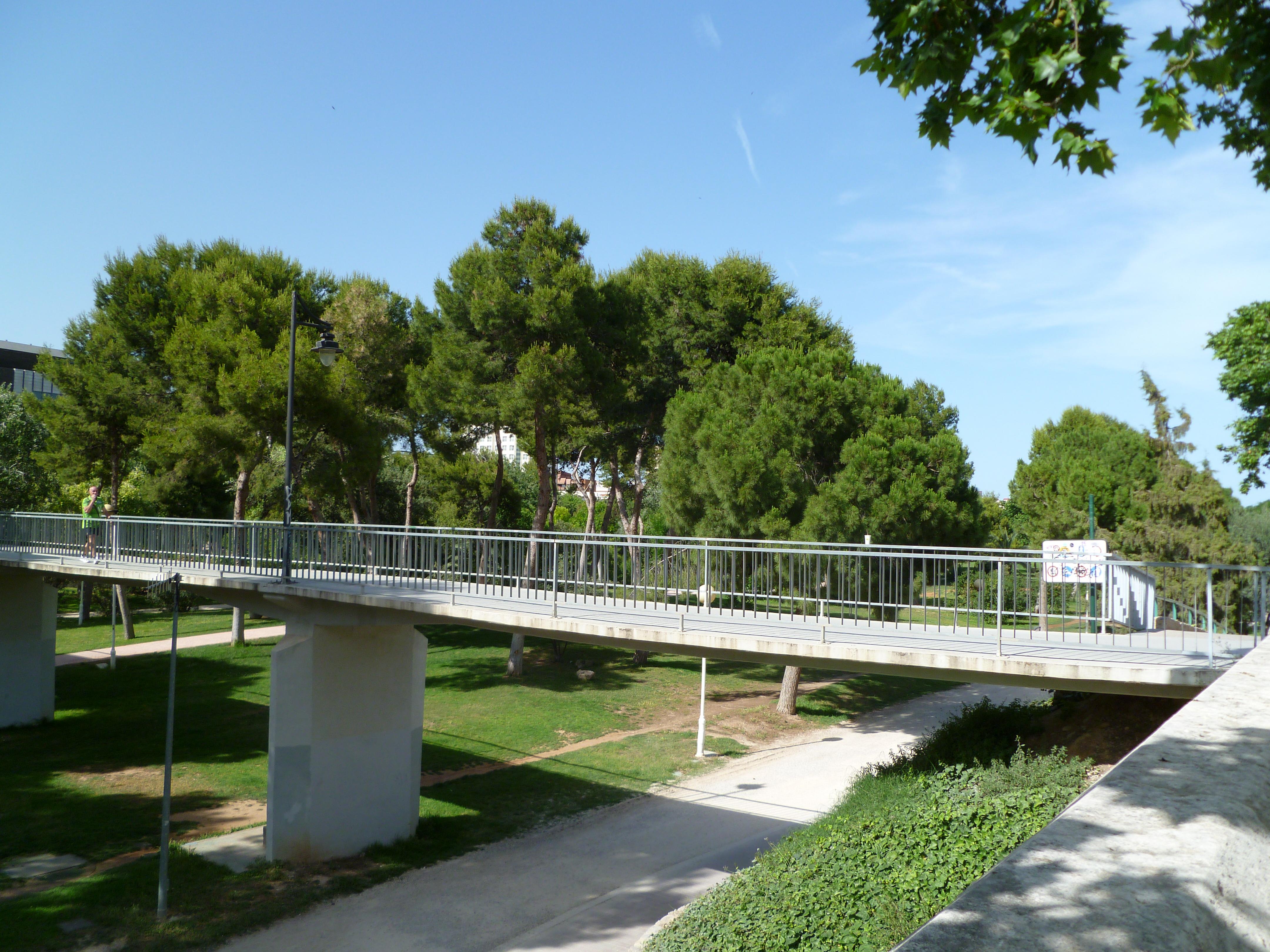 Valence- Ancien lit de la Turia