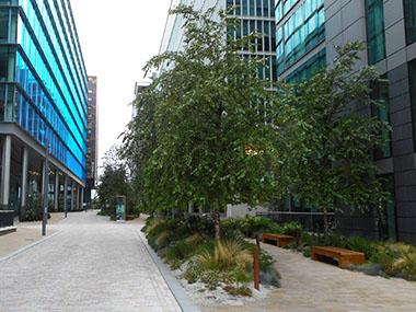 Quartier de Paddington Centra - Londres