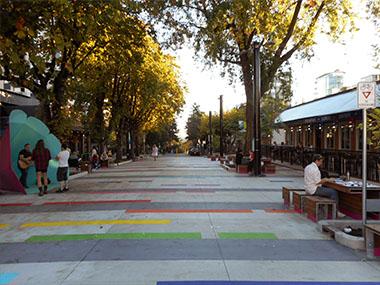 Espaces publics - Vancouver