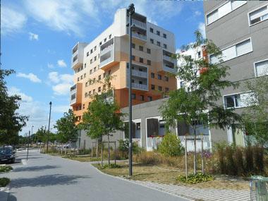 Eco-quartiers des Docks - Saint-Ouen